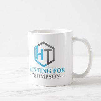 Hunting For Thompson Coffee Mug