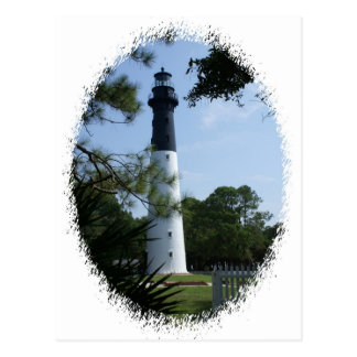 Hunting Island Lighthouse Postcard