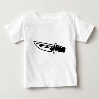 Hunting Knife Baby T-Shirt