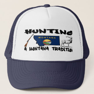 Hunting Montana Tradition Hat