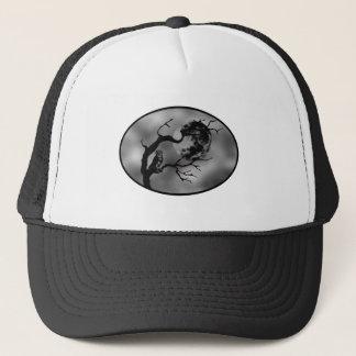 Hunting Owl Trucker Hat
