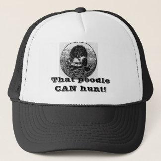 Hunting Poodle Cap