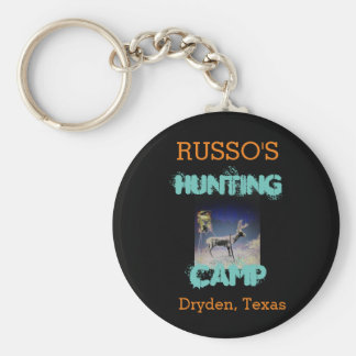 Hunting Stuff Keychain