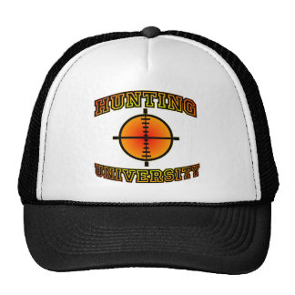 Hunting University Trucker Hat