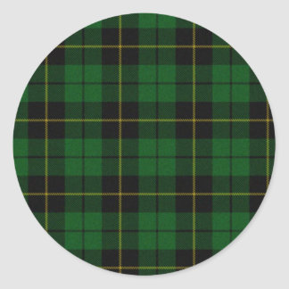 Hunting Wallace plaid sticker
