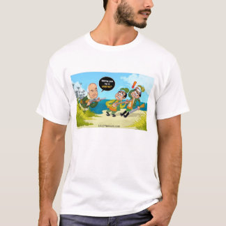 Hunting with Dick Cheney T-Shirt