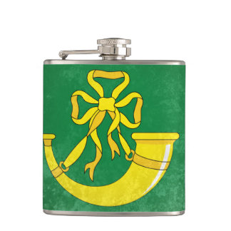 Huntingdonshire Hip Flask