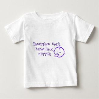 Huntington Beach Babies Suck Better Tee Shirt