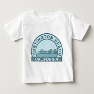 Huntington Beach Pier Baby T-Shirt