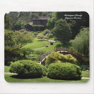 Huntington Library Japanese Gardens Mousepad