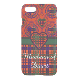 Huntly clan Plaid Scottish tartan iPhone 7 Case