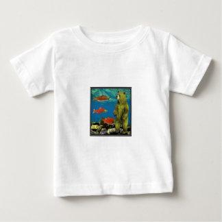 Huntress up Stream Baby T-Shirt
