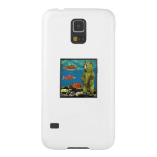 Huntress up Stream Galaxy S5 Cases
