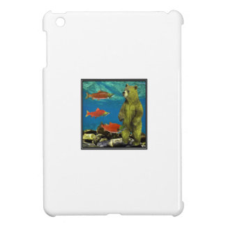 Huntress up Stream iPad Mini Covers