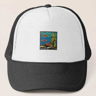 Huntress up Stream Trucker Hat