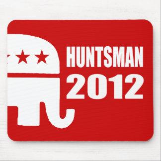 HUNTSMAN 2012 MOUSE PAD