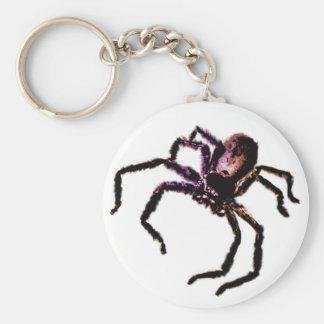 Huntsman Spider Basic Round Button Keychain