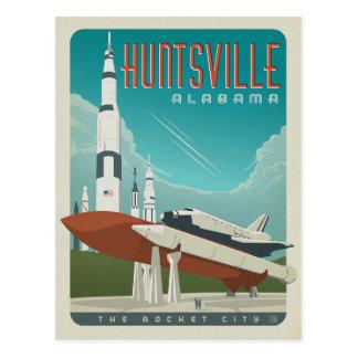 Huntsville, AL Postcard