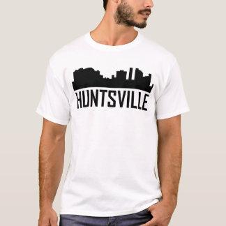 Huntsville Alabama City Skyline T-Shirt