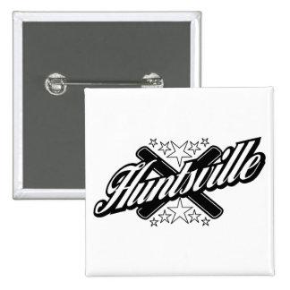 Huntsville Stars Pinback Button