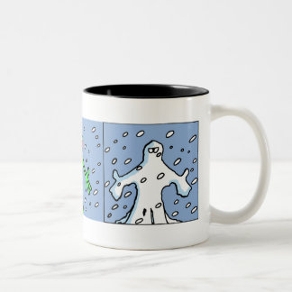 HURBI - Snowflake Mug