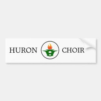 Huron High Choir Bumper Sticker