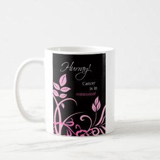 Hurray! Cancer Remission Coffee Mug
