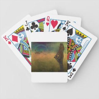 Hurricane Bicycle Playing Cards