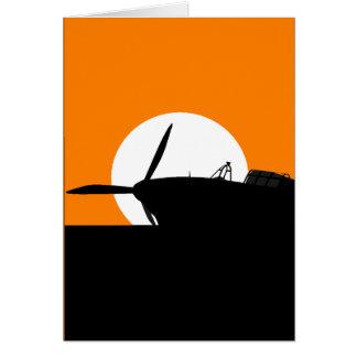 Hurricane Card