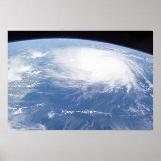 Hurricane Charley Poster