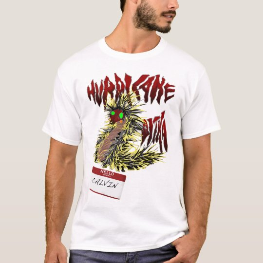 Hurricane Ditka Calvin T T-Shirt