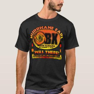 Hurricane Earl, Outer Banks, North Carolina T-Shirt