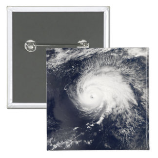 Hurricane Gordon 2 Inch Square Button