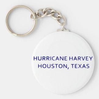 Hurricane Harvey Houston, Texas Keychain