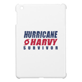Hurricane Harvey Survivor iPad Mini Cover