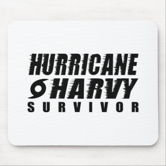 Hurricane Harvey Survivor Mouse Pad