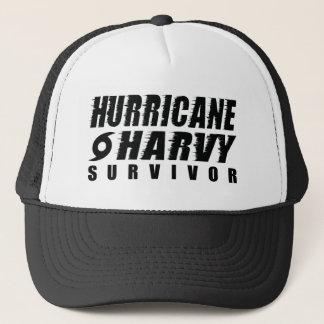 Hurricane Harvey Survivor Trucker Hat
