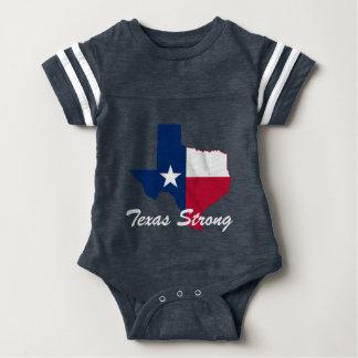 Hurricane Harvey Texas Strong Baby Bodysuit