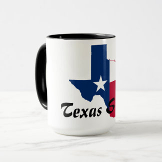 Hurricane Harvey Texas Strong Coffee Cup