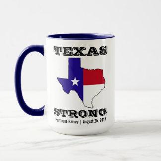 Hurricane Harvey Texas Strong Mug