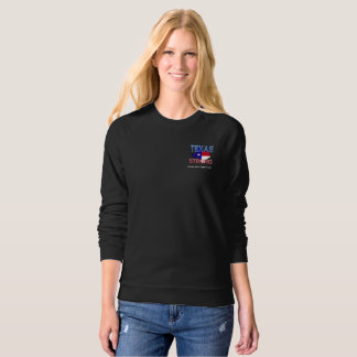 Hurricane Harvey Texas Strong Sweatshirt