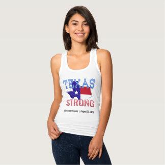 Hurricane Harvey Texas Strong Tank Top