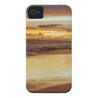Hurricane Hermine Sunset iPhone 4 Case-Mate Cases