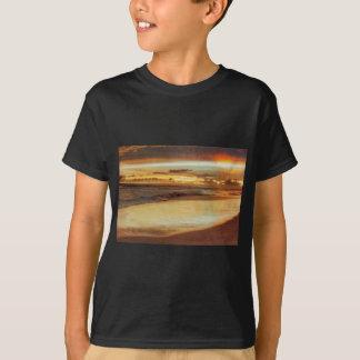 Hurricane Hermine Sunset T-Shirt