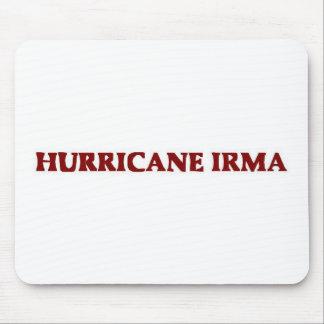 Hurricane Irma Mousepad