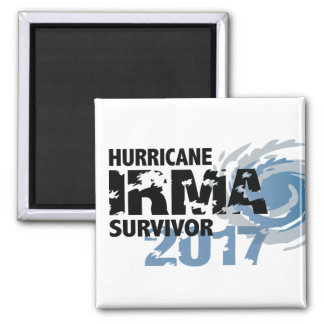 Hurricane Irma Survivor Florida 2017 Magnet