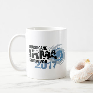 Hurricane Irma Survivor Florida 2017 Mug