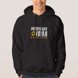Hurricane Irma Survivor Hoodie