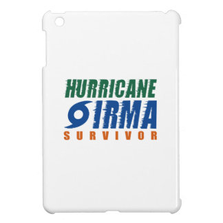 Hurricane Irma Survivor iPad Mini Cover