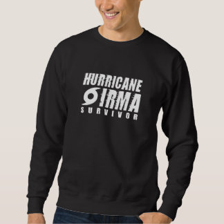 Hurricane Irma Survivor Sweatshirt